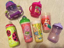 Sippy Cups For Toddlers NUK Straw