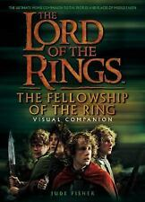 Lord of the Rings : The Fellowship of the Ring Visual Companion Film HCDJ NEW