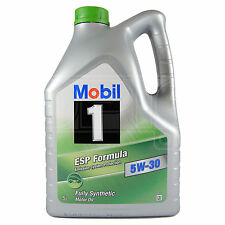 Mobil 1 ESP SAE 5W30 Fully Synthetic 5L Engine Oil 5 Litre