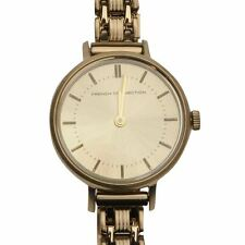 French Connection Womens 1176 Watch Ladies Analog Bracelet Wrist Accessories