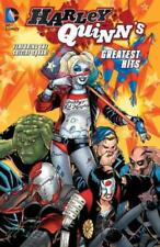 HARLEY QUINN'S GREATEST HITS NEW PAPERBACK BOOK