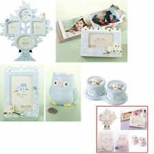 Owl Gift Pack Newborn Baby Boys Girls Picture Photo Frame