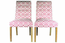 Sole Designs Parsons Chair Set of 2