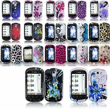 Hard Case Protective Snap-On Plastic Cover Skin For LG Doubleplay C729