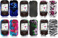 Hard Protector Cover Phone Case for Samsung Gravity Q T289 SGH-T289