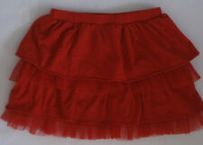 Gymboree Cozy Cutie Skirt 12-18 months 2T New Red Tulle tutu Girls Winter