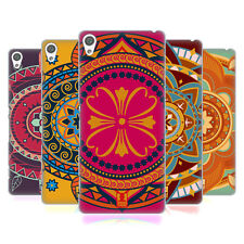 HEAD CASE DESIGNS INDIAN MONOGRAMS HARD BACK CASE FOR SONY XPERIA XA