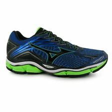 Mizuno Mens Wave Enigma 6 Running Shoes Laces Breathable Mesh Sports Trainers