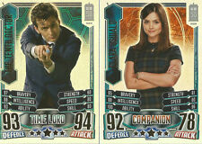 DR DOCTOR WHO ALIEN ATTAX 50TH ANNIVERSARY MIRROR AND RAINBOW FOILS PICK CARDS