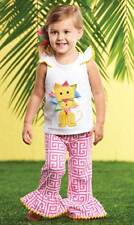 Mud Pie Baby SAFARI LION PANT SET Sizes: 0-6, 6-9, 9-12, 12-18, & 2T
