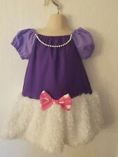 # 26 Custom Handmade to order Boutique Peasant Minnie Mouse Dress 12m-6Y