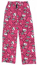 Girls Monster High Lounge Pants Two Colurs Sizes 7-8  9-10  11-12 and 13 years