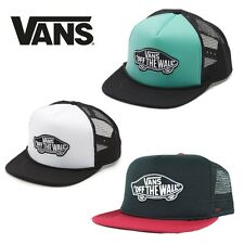 Vans Cap Classic Patch Trucker Snapback Snap Hat