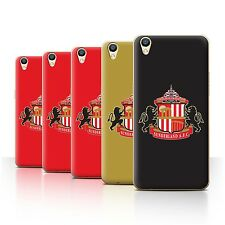 "Official Sunderland AFC Case for Oppo F1 Plus/R9 5.5"" /SAFC Football Club Crest"