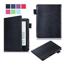 "CY-Slim Folio PU Leather Case Magnetic For Amazon 2016 New Kindle 6"" ebook"