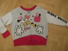 Minnie Mouse Disney retro thin jumper top adult size 10/12