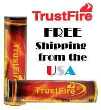 TrustFire 18650 3.7v Li-ion Rechargeable 3000mAh Rechargeable Battery * New!