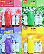 Air freshener Room spray Scent spray air fresheners