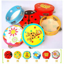 New Cute Kids Baby Soft Toys Rattle Animal Handbells Developmental Toy Bed Bells