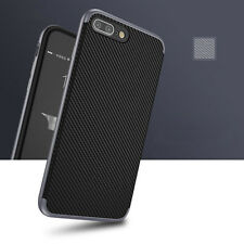 Hybrid Armor Hard Bumper TPU Soft  Skin Back Case Cover For iphone 7 /  7plus