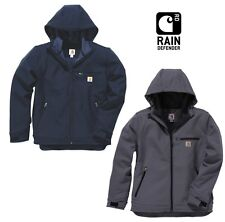 Carhartt Men's Jacket Soft Shell Hooded Crowley Softshell s up to XXL