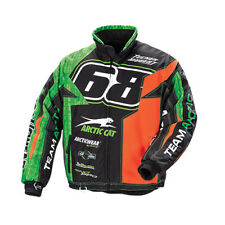 Arctic Cat Team Arctic Hibbert Lime Snowmobile Jacket 2017
