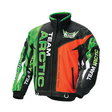 Arctic Cat Youth Team Arctic On Track Snowmobile Jacket 2017