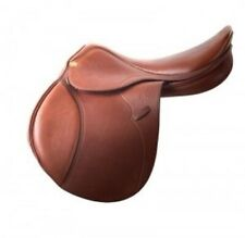 Pessoa GenX Natural Saddle with XCH and Pencil Knee Roll FREE GIFTS