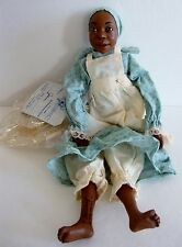 NOS DADDY'S LONG LEGS JANE DOLL IN BOX Signed By Karen Germany With COA NEW