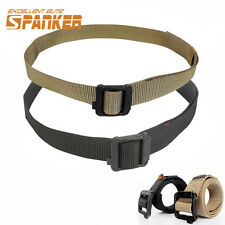 1050D Nylon Outdoor Military Waist Belt Adjustable Tactical Webbing Belt