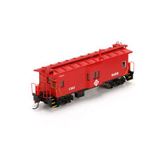 Athearn 75009 HO Erie Lackawanna Bay Window Caboose #324