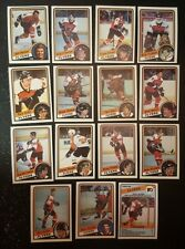 1984-85 OPC PHILADELPHIA FLYERS Select from LIST NHL HOCKEY CARDS O-PEE-CHEE