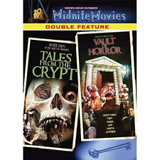 Midnite Movies Double Feature - Tales from the Crypt (1972)/Vault of Horror (DVD
