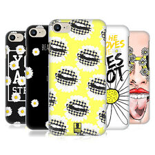 HEAD CASE DESIGNS EVERYTHING DAISIES HARD BACK CASE FOR APPLE iPHONE 7