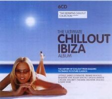 Various Artists - The Ultimate Chillout Ibiza Album - Various Artists CD VWVG