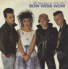"""Bow Wow Wow Do You Wanna Hold Me ? UK 7"""" vinyl single record RCA314 RCA 1983"""