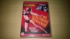 Die Screaming Marianne - Susan George R2 DVD Free Postage UK!!