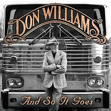 And So It Goes Don Williams Audio CD