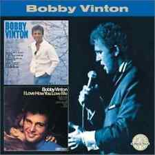 VINTON,BOBBY-TAKE GOOD CARE OF MY BABY / I LOVE HOW YOU LOVE ME  CD NEW