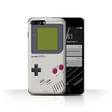 STUFF4 Case/Cover for Apple iPhone 7 Plus/Games Console/Nintendo Game Boy