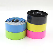 1 Pair Road Bike Cycling Sports Bicycle Cork Handlebar Tape 5 Colors New