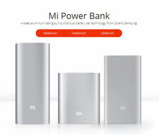 Original Xiaomi Portable USB Power Bank Battery Charger 10000/16000/20000mAh Lot