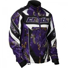 Castle X Youth Girls Bolt G4 Realtree AP Purple Jacket sizes M-XL