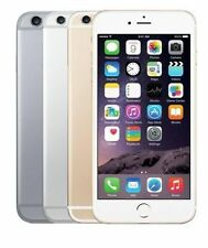 "Apple Iphone 5S/6-16GB Silver 100% ""Factory Unlocked"" 1 Year Warranty Smartphone"