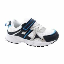Heatons Kids Boys Velcro Lcd Trainers Laced Nylon Runners Sports Shoes Sneakers