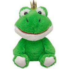 BUILD A BEAR FACTORY SMALLFRYS/BUDDIES RARE FROG PRINCE BNWT