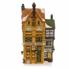 Department 56 House SILAS THIMBLETON BARRISTER Counting House Dickens 59021