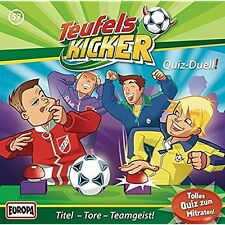 Teufelskicker 57. Quiz-Derby! Audio CD