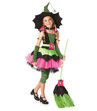 Spiderina Witch TWEEN Girls Costume Princess Paradise Chasing Fireflies 12 14 16