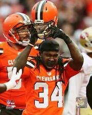 Isaiah Crowell Cleveland Browns 2016 NFL Action Photo TJ212 (Select Size)